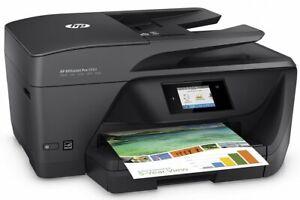 HP OfficeJet Pro 6960 e-All-in-One DUPLEX PRINT/SCAN/COPY/FAX/WEB/WIFI ePrnt