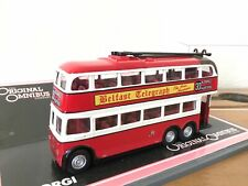 Corgi 1/76 Original Omnibus BUT 9641T Trolleybus Belfast Corporation Excellent