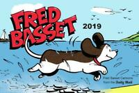 Fred Basset Yearbook 2019: Witty Comic Strips from the Daily Mail, Graham, Alex,