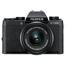 """Fujifilm X-T100 15-45mm 24mp 3"""" Brand New"""