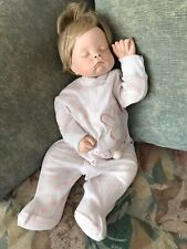 """Vintage 20"""" Sugar Britches~Boots Tyner~Porcelain Reproduction Doll~1986"""