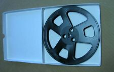 "7"" x 1/4"" plastic tape reel (1) with box  Awesome BLACK color"