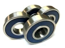 4 Pcs 6202 RS 6202 2RS Premium Sealed Bearings 15 x 35 x 11 6202 2RS C3 ABEC 3