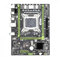 Kllisre X79 M2 Motherboard LGA2011 ATX USB2.0 SATA3 PCI-E NVME M.2 SSD Support