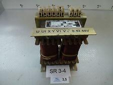 Transformer Tgl 4354D/02 Type 0,16L, P 160/320VA U1 220-440V U2 42-48V 3,3A