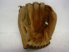 Vintage Rawlings Mickey Mantle Auto Big Leaguer Youth Left Hand Baseball Glove