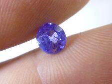 Natural Violetish Blue Tanzanite Loose Gemstone