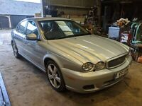2008 Jaguar X-Type 2.2d Sovereign 2008 5dr Diesel 6 Speed Manual