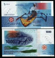 COMOROS 1000 Francs Banknote World Money UNC Currency BILL p16 Africa