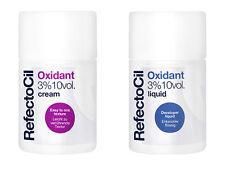REFECTOCIL Oxydant 3% Révélateur Crème & Liquide 100ml Liquide Révélateur