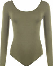 Camisas y tops de mujer de manga larga color principal negro talla L