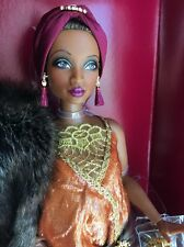 Madam LaVinia Harlem Theatre Barbie Collection Gold Label NIB