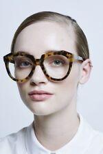 karen walker number one tortoise prescription fillable eye glass frames
