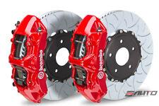 Brembo Front GT Brake 6p Caliper Red 405x34 Type3 Rotor BMW E70 F15 X5 E71 X6