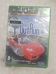 XBOX - OUTRUN 2 - NEW + SEALED see photos for condition