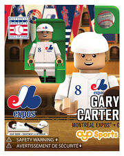 GARY CARTER MONTREAL EXPOS HALL OF FAME OYO MINIFIGURE BRAND NEW FREE SHIPPING