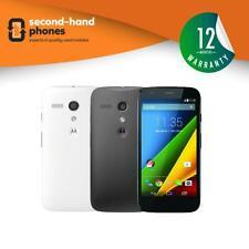 "Motorola Moto G 4G XT1039 White/Black Unlocked Pristine ""AMAZING"" Condition"