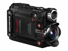 Olympus Tough TG-Tracker UHD 4K Shock Waterproof Video Camera Camcorder Black