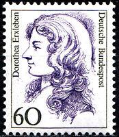 1332 postfrisch BRD Bund Deutschland Briefmarke Jahrgang 1987