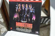 MOBSTERS C.Slater P.Dempsey R.Grieco Mandylor LaserDisc 9Pays FREE Mondial Relay
