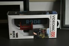 Rode VideoMic Go - Lightweight Microphone - Excellent Condition