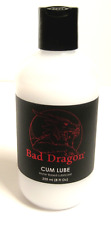 3 pack -Bad Dragon Cum Lube - Slick, Slippery, and Stringy Lubricant US Stock