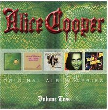 Alice Cooper - Original Album Series Volume 2 [New CD] Germany - Import