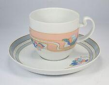 "Rosenthal "" Asimmetria Pastellica "" Tasse à Café & Soucoupe"