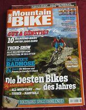 Zeitschrift Magazin Mountain Bike Heft 6 / 2012