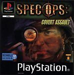 Spec Ops: Covert Assault (Sony PlayStation 1, 2001) - European Version Tested