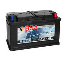 12V 70Ah BSA Solar Gel Bleigel USV Batterie Akku Caravan Wohnwagen Solarakku