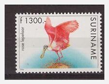 Surinam / Suriname 1994 Vogel bird oiseau lepelaar spoonbill loffler MNH