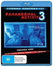 Paranormal Activity 3 (Extended Director's Cut)