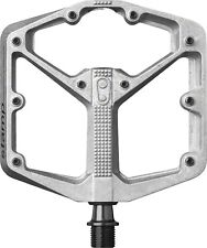 Crank Brothers Stamp 2 Large Bicycle Bike Pedals Raw