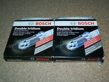(8) BOSCH 9616 DOUBLE IRIDIUM SPARK PLUGS FOR ENCLAVE CAMARO CAPRICE ATS CTS MKS