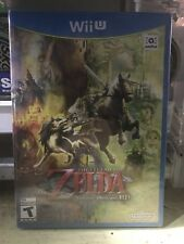 The Legend of Zelda Twilight Princess HD for Nintendo Wii U BRAND NEW SEALED
