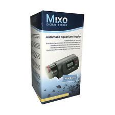 Hydor Mixo digitaler Futterautomat für Süßwasser, Meerwasser oder Terrarien