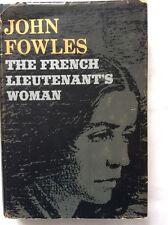 John Fowles• THE FRENCH LIEUTENANT'S WOMAN (1969 HCDJ) 1st Edition/2nd Printing