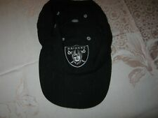Oakland Raiders vintage Puma NFL baseball cap