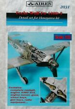 Aires 1/32  Focke Wulf Fw190D-9 Detail Set for Hasegawa kit # 2031