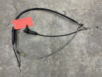2004 SkiDoo Rev MXZ 500SS Throttle and Choke Cables 512059856 512059266