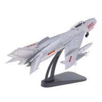 1:72 Regalo In Collezione In Lega Di Zinco Pressofuso Modello Aereo J-6 / F-6