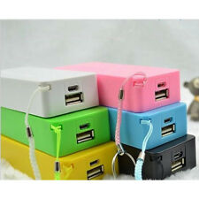 con USB 5600mAh Power Bank compatibile Samsung Galaxy S2 S3 S4 S5 S6 Note3 Notes