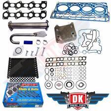6.0L Ford Solution Kit ARP Head Studs EGR Cooler Delete Oil Cooler Gaskets 20mm
