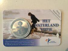 Nederland 5 euro 2010  Het Waterland Vijfje COINCARD