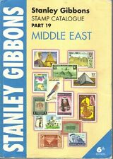 Stanley Gibbons Stamp Catalogue Pt 19 Middle East 6th Edition 2005 Good Cond.