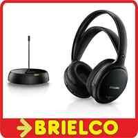 AURICULARES INALAMBRICOS ESTEREO HIFI RADIO FM PHILIPS SHC5200 RECARGABLE BD5305