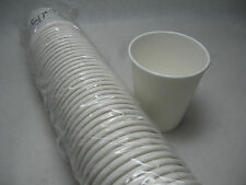 White paper resin/paint/gelcoat mixing cups  *12oz. capacity* *50-pack*