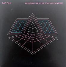 Daft Punk CD Single Harder Better Faster Stronger (Alive 2007) - Promo (EX+/M)