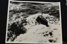 MILITARY SHIP PHOTO USS NAUTILUS (SSN-571) SEA TRIALS 8' X 10' B & W (P1164)